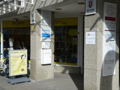 AWO Beratungsstelle in der Knochenhauerstr.