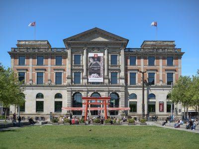 Außenansicht des Übersee-Museums