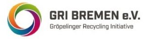 Logo Gröpelinger Recycling Initiative