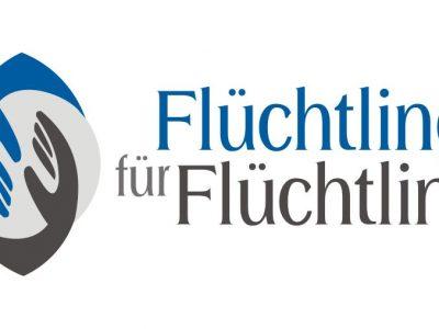 Logo Flüchtling für Flüchtling