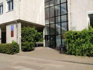 مدخل إلى مكتب الهروب في Findorff